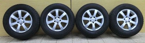 "4 JANTES ALU ROUES COMPLETES 18"" CHRYSLER VOYAGER DODGE JEEP[1]"