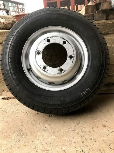 "4 JANTES ALU ROUES COMPLETES 18"" CHRYSLER VOYAGER DODGE JEEP[2]"